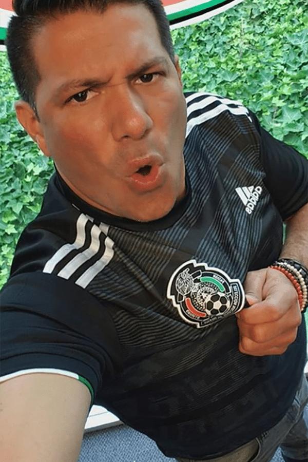 CARLOS MORENO MEXICO