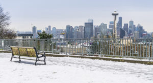 Varias pulgadas de nieve se esperan en Puget Sound esta semana