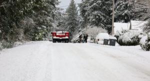 Consejos para conducir en la nieve y el hielo