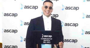 Daddy Yankee, compositor del año