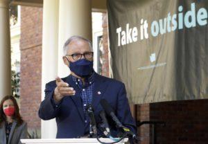 Read more about the article Washington levantará las restricciones de COVID-19 para el 30 de junio, y desde hoy se relajan las reglas de máscaras para las personas vacunadas