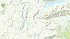 Temblor de magnitud 2.5 registrado cerca de North Bend