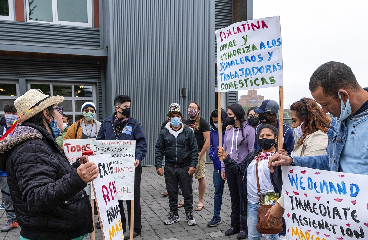 You are currently viewing Quejas sobre acoso sexual y cultura laboral en Casa Latina en Seattle conducen a una investigación de la junta