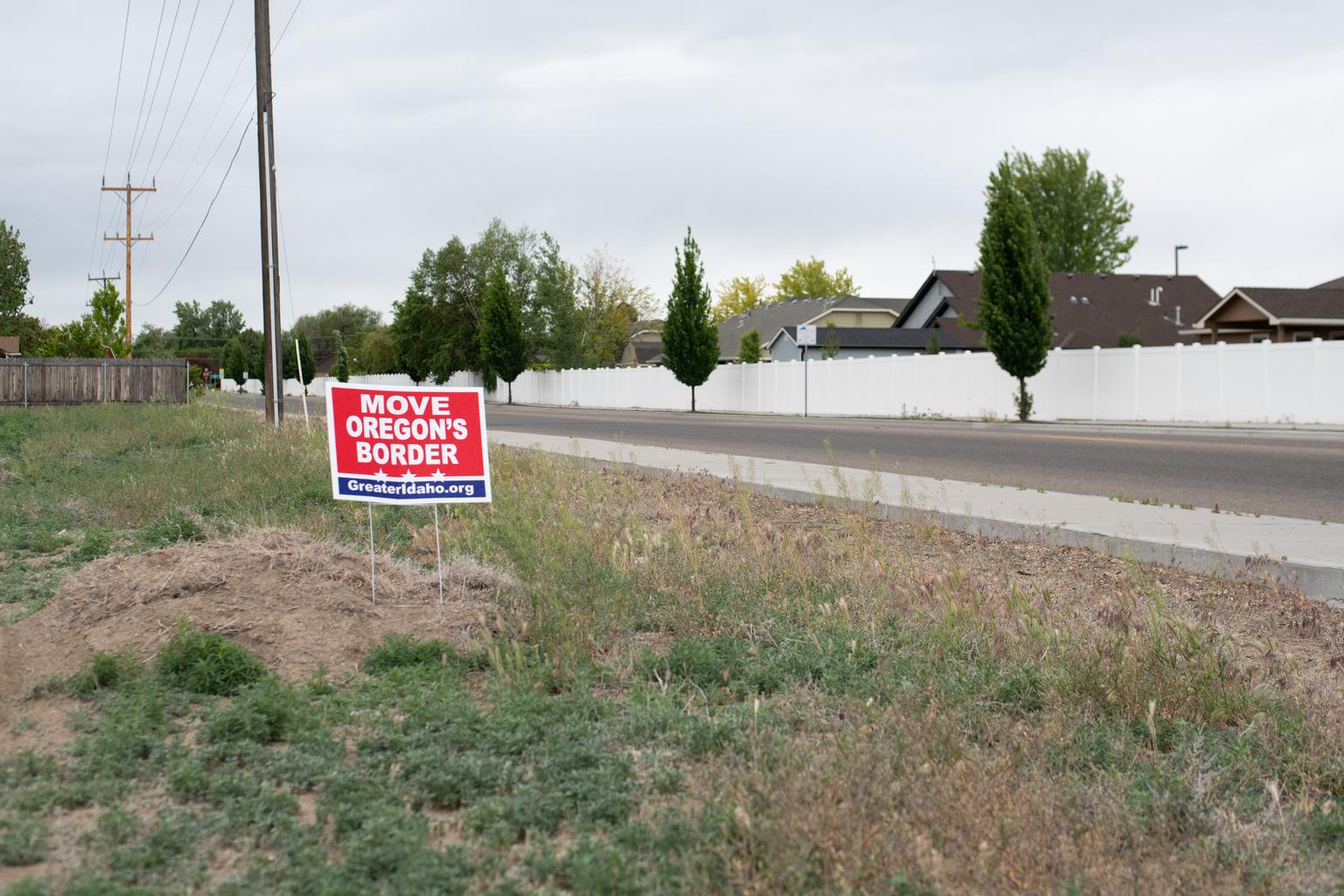 You are currently viewing Cinco condados del este de Oregon respaldan un plan para separarse y unirse a Idaho