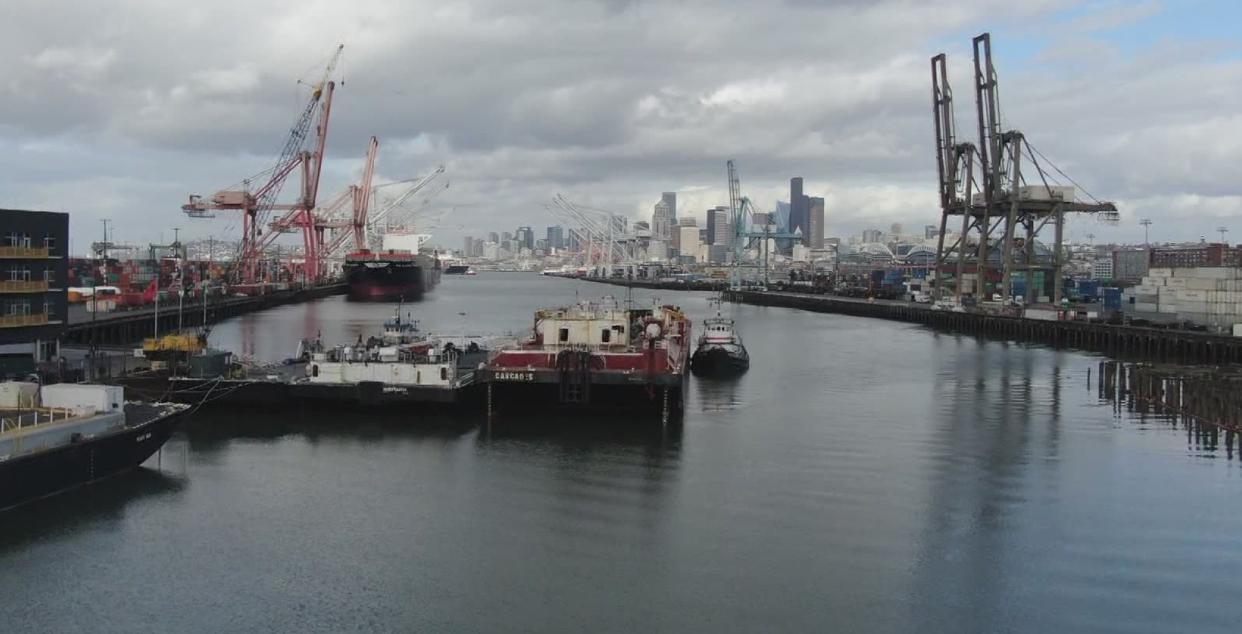 Nuevos mapas de tsunamis muestran cómo el agua podría llegar a Seattle, Everett y Tacoma después de un terremoto