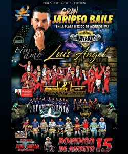 Luis Angel el flaco / Jaripeo baile