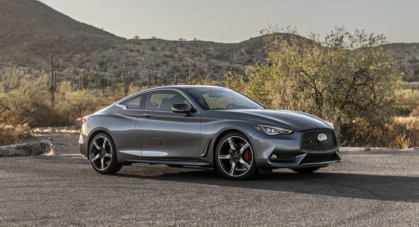 You are currently viewing Infiniti Q60 Red Sport 400, no siempre el hábito hace al monje.