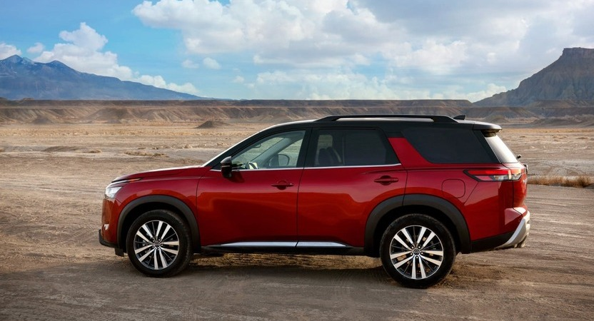 You are currently viewing 2022 Nissan Pathfinder, recuperando terreno.