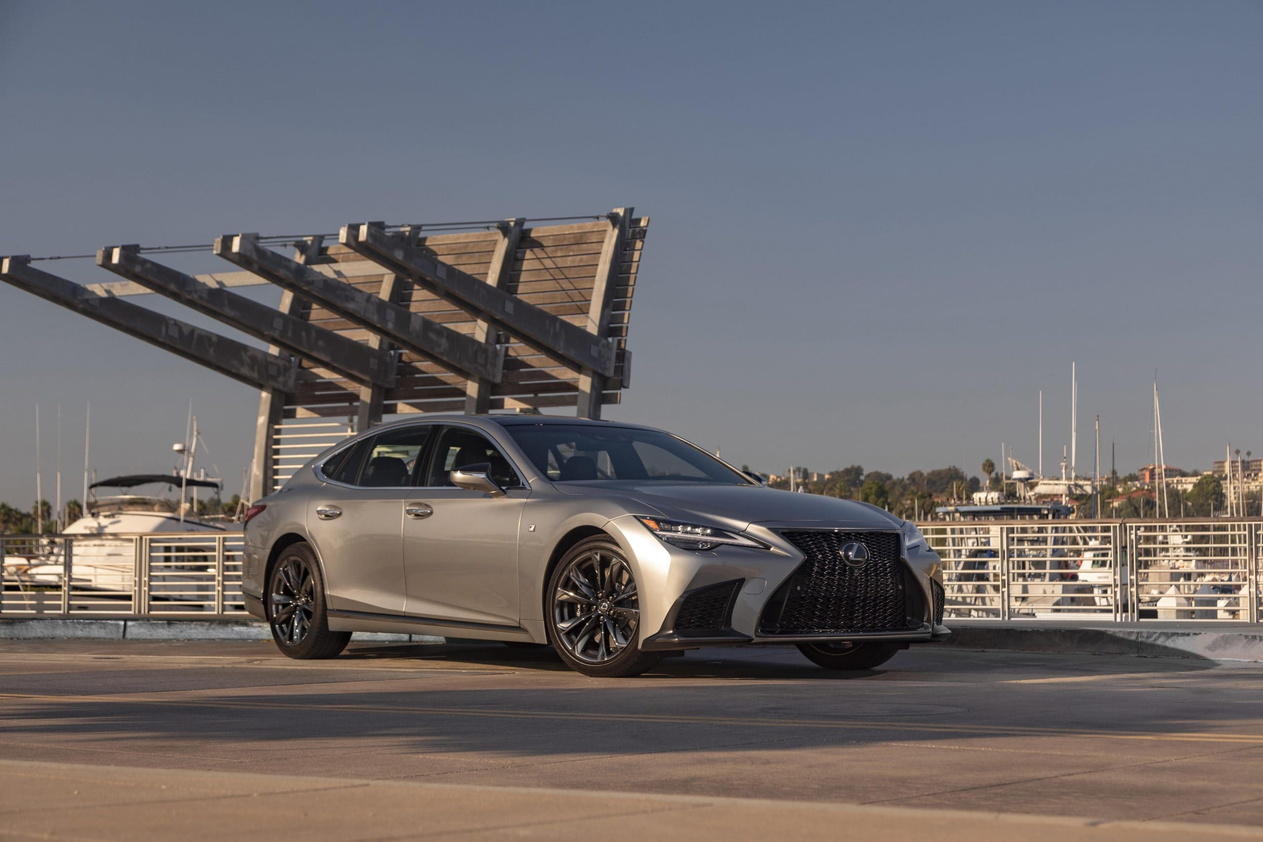 2021_Lexus_LS-500_F-Sport_Atomic_Silver_006-scaled