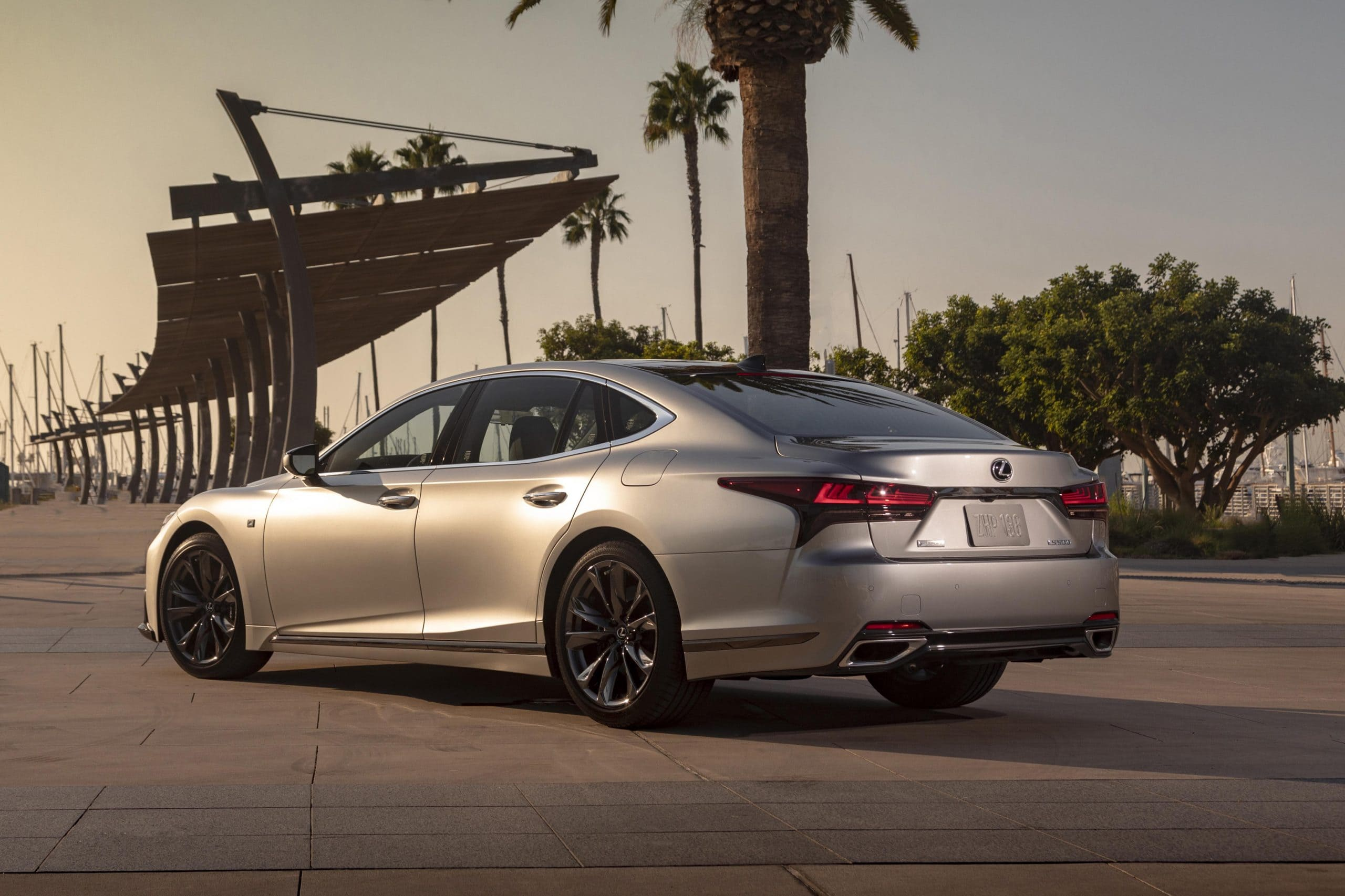 2021_Lexus_LS-500_F-Sport_Atomic_Silver_007-scaled